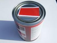 1 litre DB Rouge Coquelicot