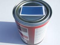 1 litre ford bleu pi ces pour tracteur agricole peint125 for Peinture orange kubota
